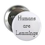 "Lemmings 2.25"" Button"