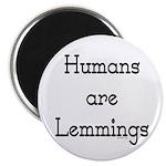 """Lemmings 2.25"""" Magnet (100 pack)"""