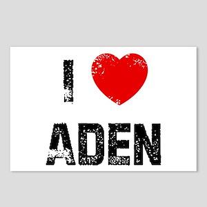 I * Aden Postcards (Package of 8)