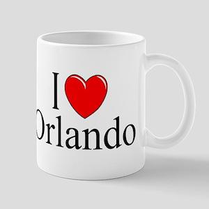 """I Love Orlando"" Mug"