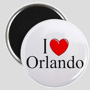 """""""I Love Orlando"""" Magnet"""