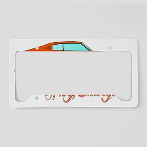 heycharger License Plate Holder