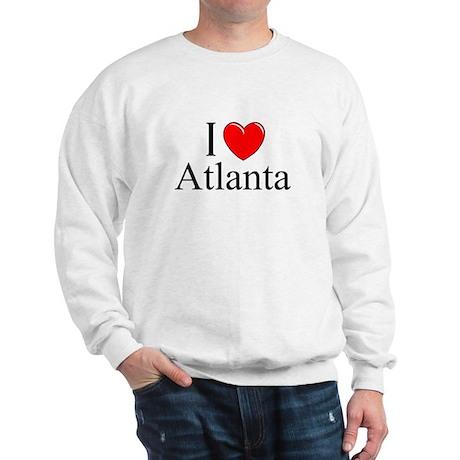 """I Love Atlanta"" Sweatshirt"