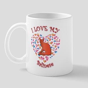Love My Balinese Mug