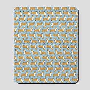 showercurtain Mousepad