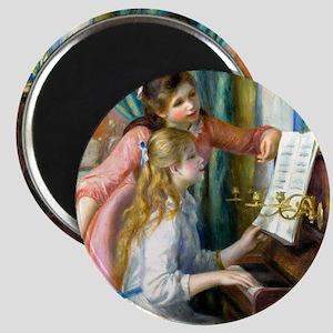 iPad Renoir Piano Magnet