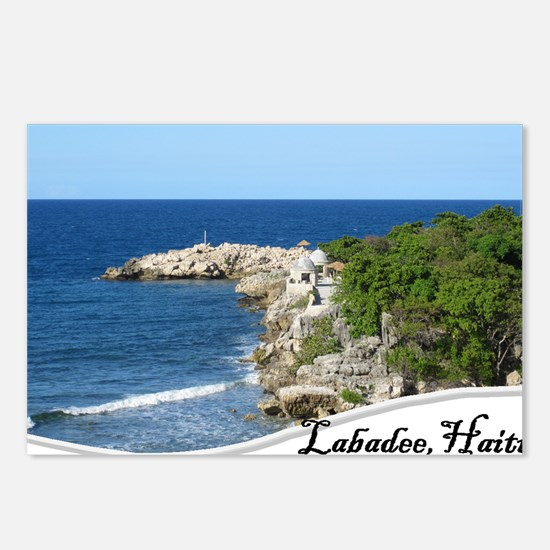 labadee Postcards (Package of 8)