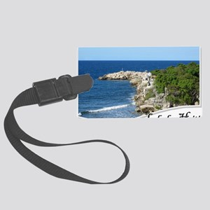 labadee Large Luggage Tag