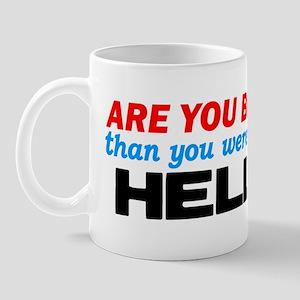 BETTEROFFcafe Mug