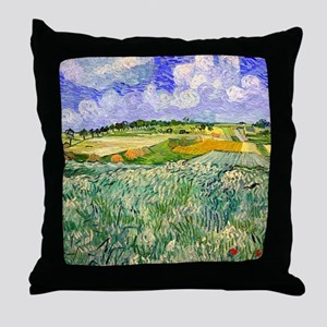 Cal VanGogh H12 Throw Pillow