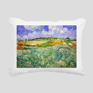 Cal VanGogh H12 Rectangular Canvas Pillow