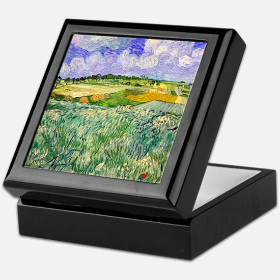 Cal VanGogh H12 Keepsake Box