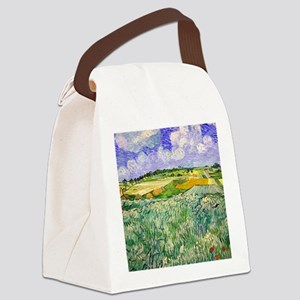 Cal VanGogh H12 Canvas Lunch Bag