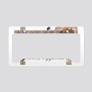butterflypoles1962 License Plate Holder