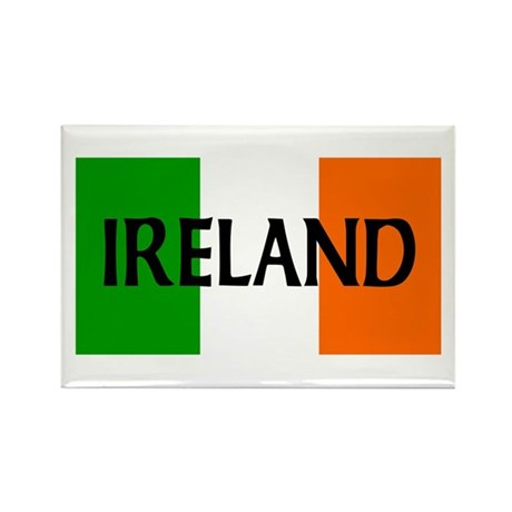 Ireland Flag Rectangle Magnet (10 pack)