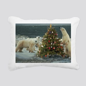 Heaven and Nature Sing Rectangular Canvas Pillow