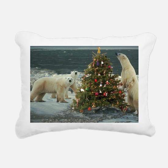 Heaven and Nature Sing Rectangular Canvas Pillow