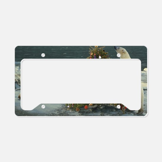 Heaven and Nature Sing License Plate Holder