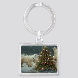 Heaven and Nature Sing Landscape Keychain