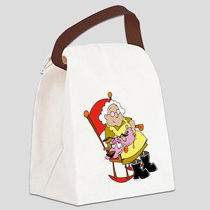 COUR4C21 Canvas Lunch Bag