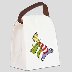 ed Canvas Lunch Bag
