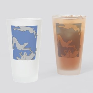 3WeimsBlueTrans Drinking Glass