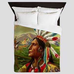 Best Seller Wild West Queen Duvet