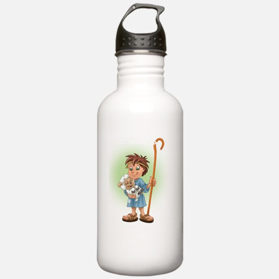 Christianity Is... Con Water Bottle