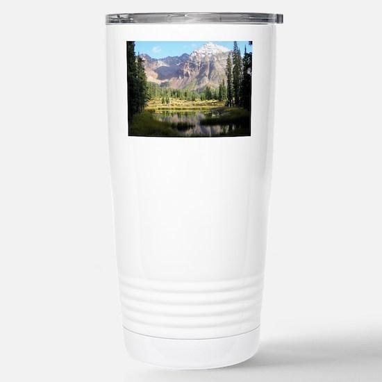 heslake4 Stainless Steel Travel Mug
