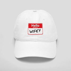 Hello My Name is Wifey Cap