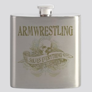 Armwrestling Solves Everything Flask
