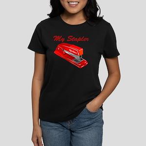 stapler Women's Dark T-Shirt