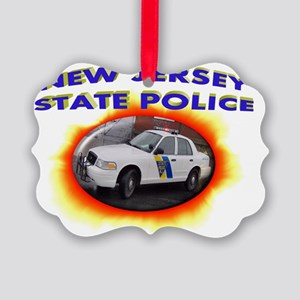 NJSPVIC Picture Ornament