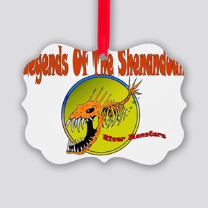 LEGENDS OF THE SHENDOAH Picture Ornament