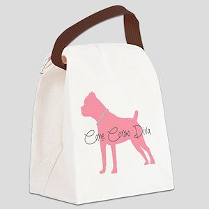 diamonddiva3 Canvas Lunch Bag