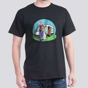 Caravan copy Dark T-Shirt