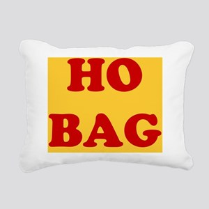 ho_bag Rectangular Canvas Pillow
