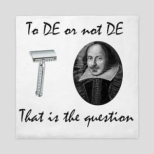 To DE or not DE Queen Duvet