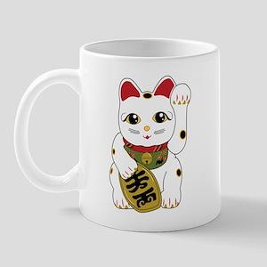 Maneki Neko Cat Mug