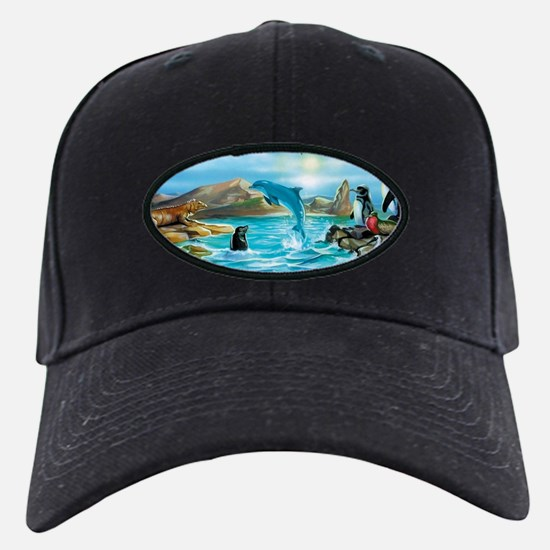 Galapagos Animals Baseball Hat
