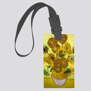 NC VG 15Sun Large Luggage Tag
