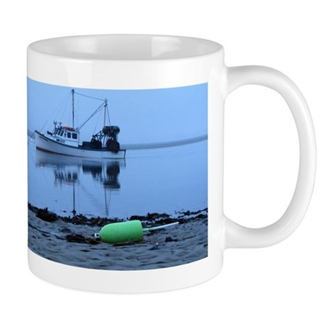boatprint Mug