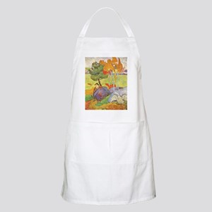 Rural France, Gauguin Apron