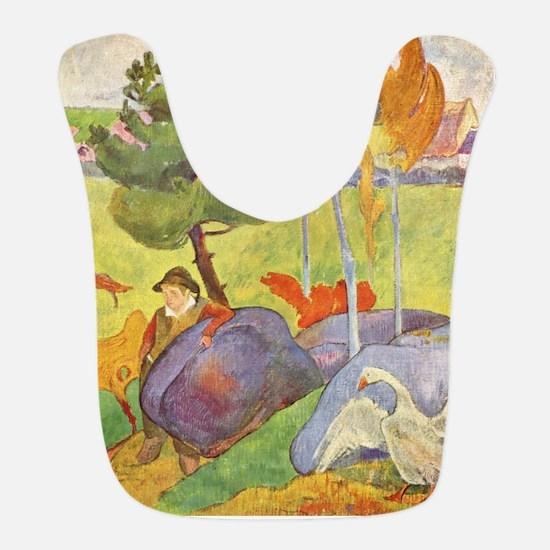 Rural France, Gauguin Bib
