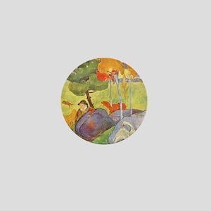 Rural France, Gauguin Mini Button