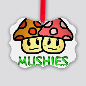 MUSHIES Picture Ornament