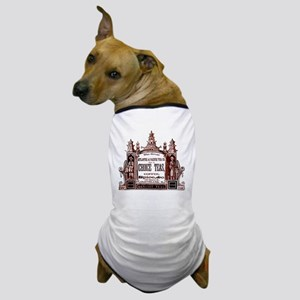 tea vintage image  Dog T-Shirt