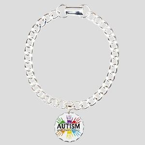 Autism Charm Bracelet, One Charm