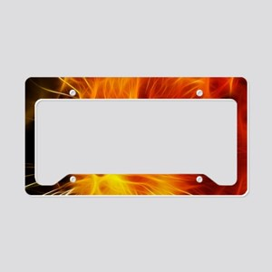 firycatbag License Plate Holder