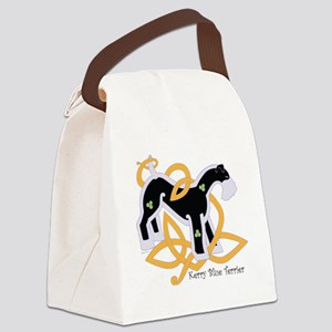 KerryBlueTrans Canvas Lunch Bag